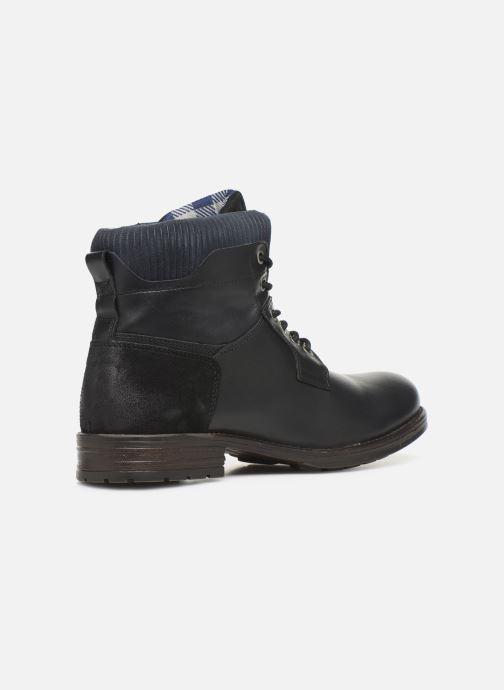Bottines et boots Mr SARENZA WANDO Noir vue face