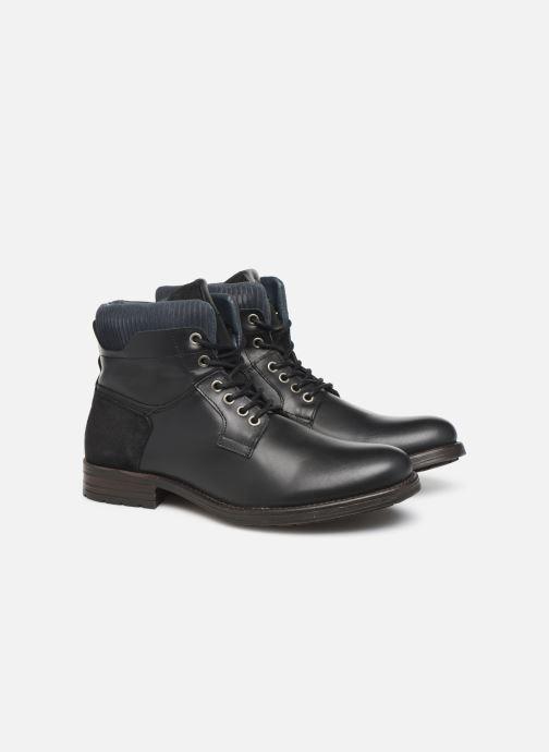 Bottines et boots Mr SARENZA WANDO Noir vue derrière