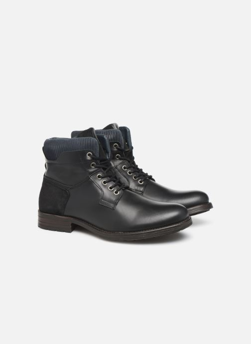 Boots en enkellaarsjes Mr SARENZA WANDO Zwart achterkant