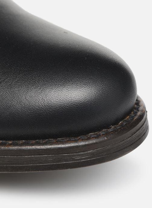 Bottines et boots Mr SARENZA WANDO Noir vue gauche