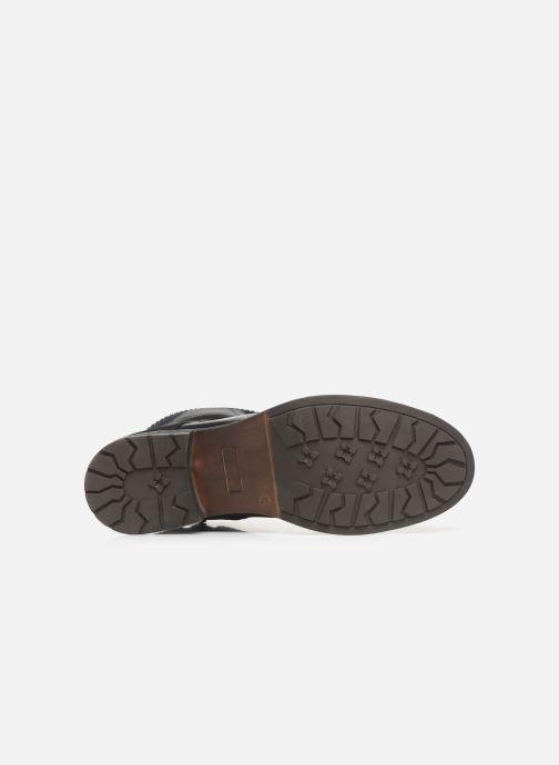 Bottines et boots Mr SARENZA WANDO Noir vue haut