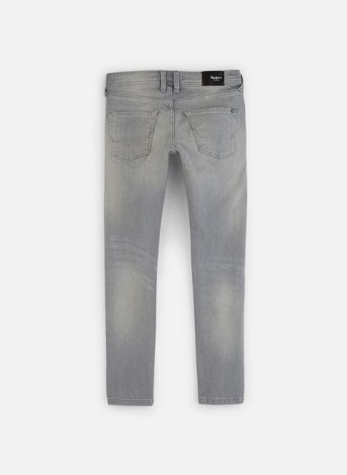 Vêtements Pepe jeans Finly Gris vue bas / vue portée sac