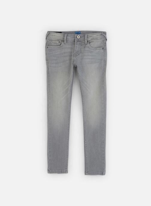 Vêtements Pepe jeans Finly Gris vue détail/paire