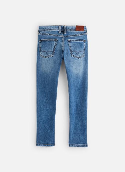 Vêtements Pepe jeans Finly Bleu vue bas / vue portée sac