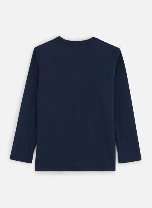 Vêtements Pepe jeans New Herman Bleu vue bas / vue portée sac