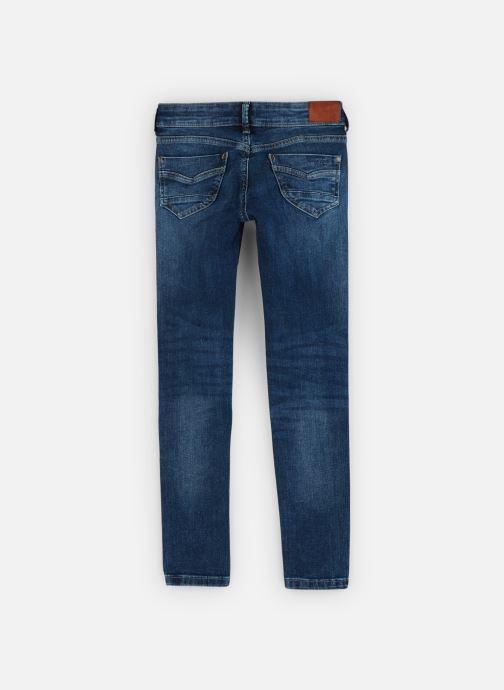 Vêtements Pepe jeans Pixlette Bleu vue bas / vue portée sac