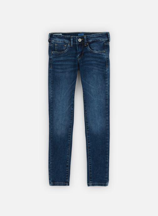 Vêtements Pepe jeans Pixlette Bleu vue détail/paire