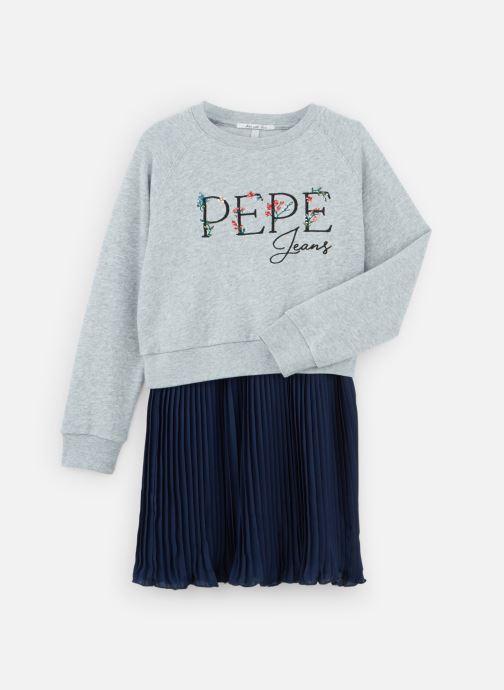 Vêtements Pepe jeans Flora Gris vue détail/paire