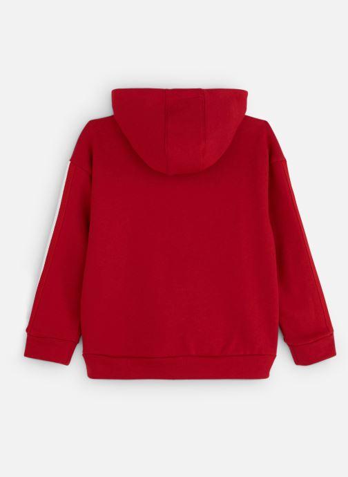 Vêtements Pepe jeans Nars Rouge vue bas / vue portée sac