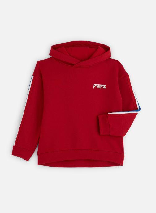 Vêtements Pepe jeans Nars Rouge vue détail/paire