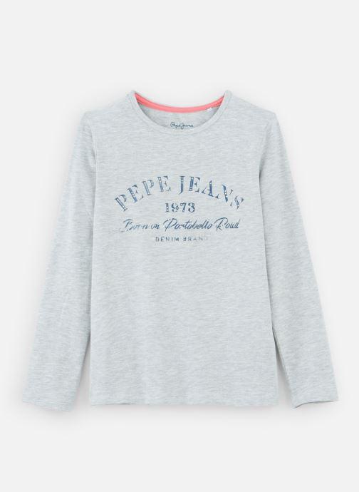 Vêtements Pepe jeans Mercredi Gris vue détail/paire