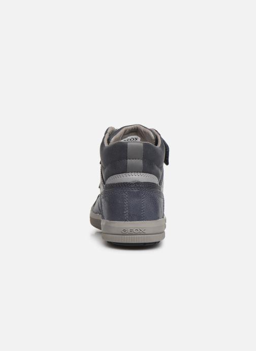 Sneakers Geox J Arzach Boy J944AA Blauw rechts