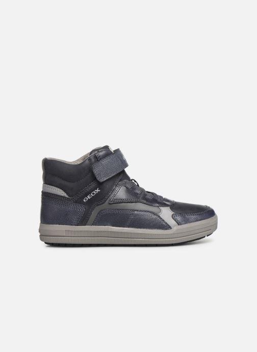 Sneakers Geox J Arzach Boy J944AA Blauw achterkant