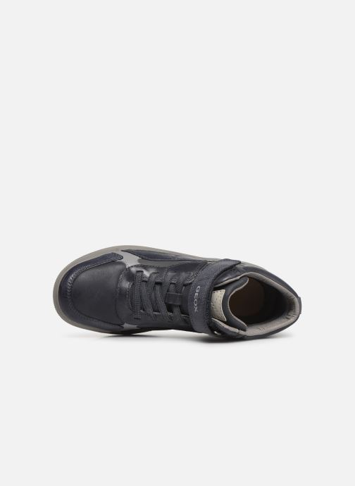 Sneakers Geox J Arzach Boy J944AA Azzurro immagine sinistra