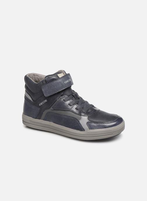 Sneakers Geox J Arzach Boy J944AA Blauw detail