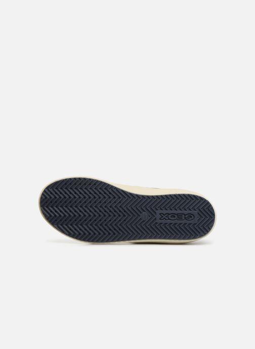 Sneakers Geox J Alonisso Boy J942CN Blauw boven