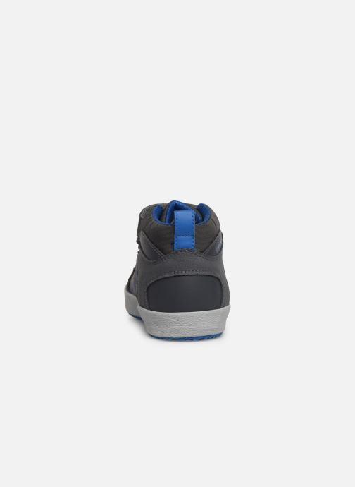 Sneakers Geox J Alonisso Boy J942CN Bruin rechts