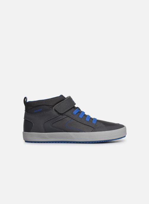 Sneakers Geox J Alonisso Boy J942CN Bruin achterkant