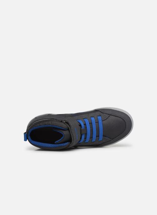 Sneakers Geox J Alonisso Boy J942CN Bruin links