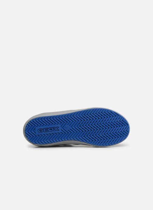 Sneakers Geox J Alonisso Boy J942CN Bruin boven
