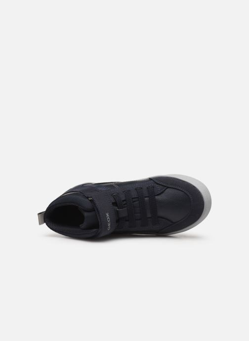 Sneakers Geox J Alonisso Boy J942CN Azzurro immagine sinistra