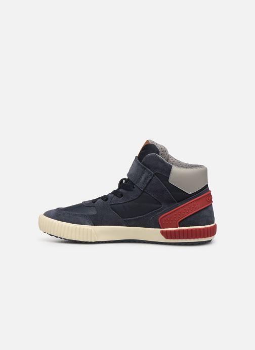 Sneakers Geox J Alonisso Boy J942CH Blauw voorkant