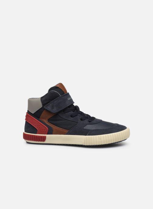 Sneakers Geox J Alonisso Boy J942CH Blauw achterkant