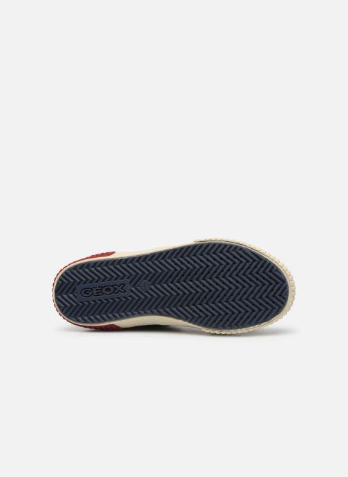 Sneakers Geox J Alonisso Boy J942CH Blauw boven
