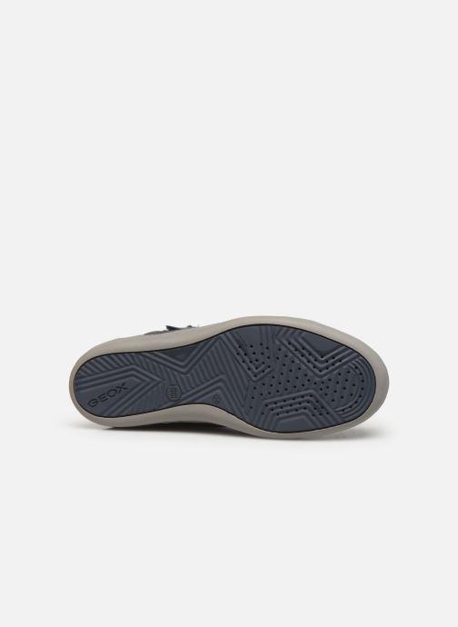 Sneakers Geox JR Garcia Boy J94B6A Blauw boven