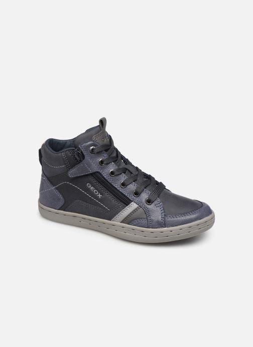 Sneakers Geox JR Garcia Boy J94B6A Blauw detail