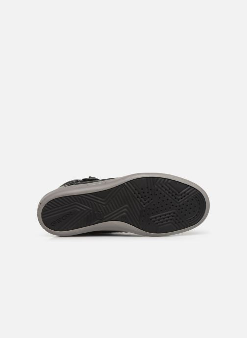 Sneakers Geox JR Garcia Boy J94B6A Nero immagine dall'alto