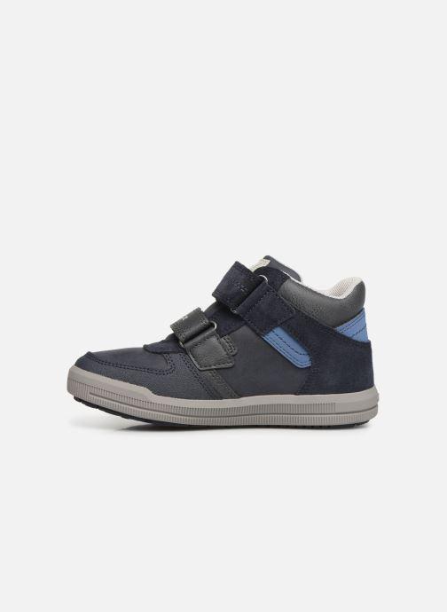 Sneakers Geox J Arzach Boy J944AB Blauw voorkant
