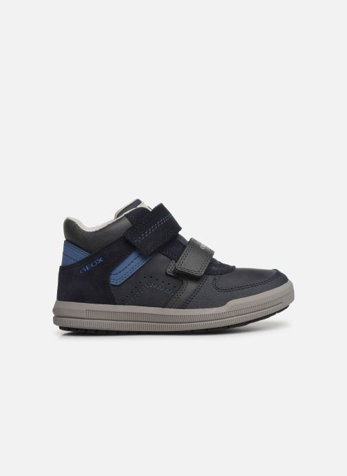 Sneakers Geox J Arzach Boy J944AB Blauw achterkant
