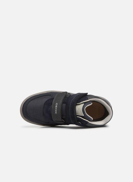 Sneakers Geox J Arzach Boy J944AB Blauw links
