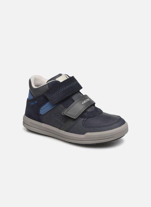 Sneakers Geox J Arzach Boy J944AB Blauw detail