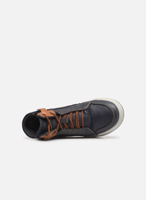 Sneakers Geox J Perth Boy J947RD Blauw links