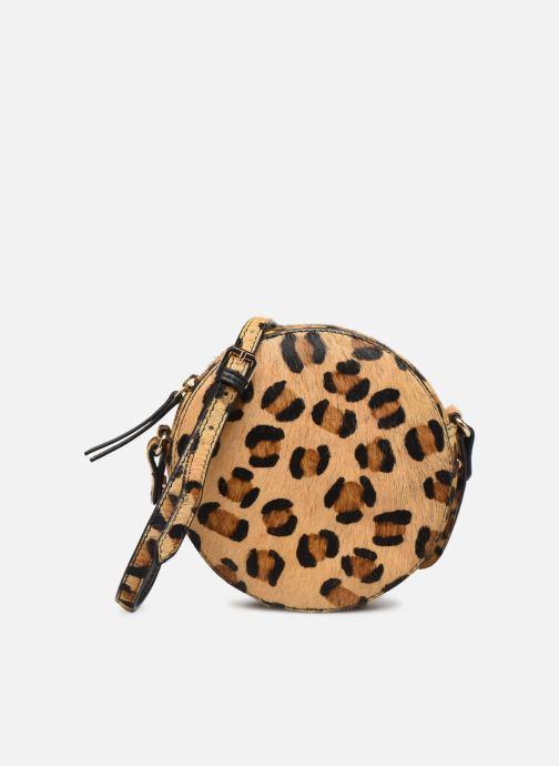 Handtaschen Petite mendigote Sac Ringo Hair On braun detaillierte ansicht/modell