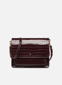 Sac Charles Patent leather croco