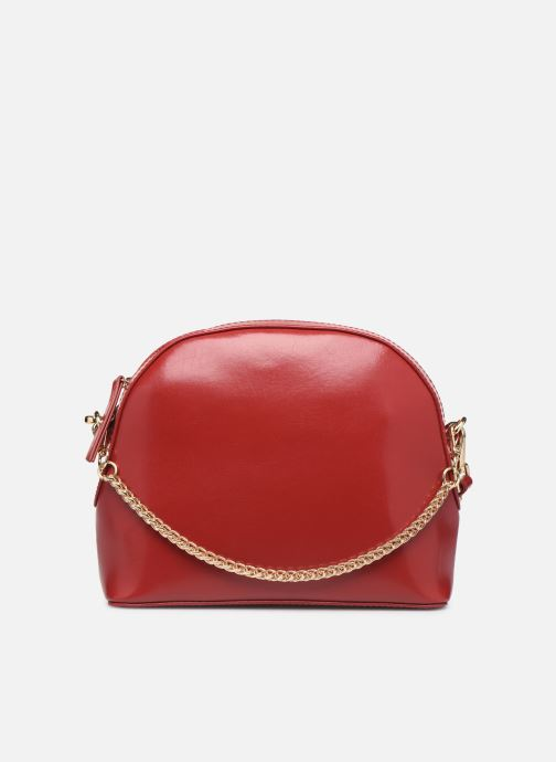 Handtaschen Petite mendigote Sac Gaspard Pu  coated leather rot ansicht von vorne
