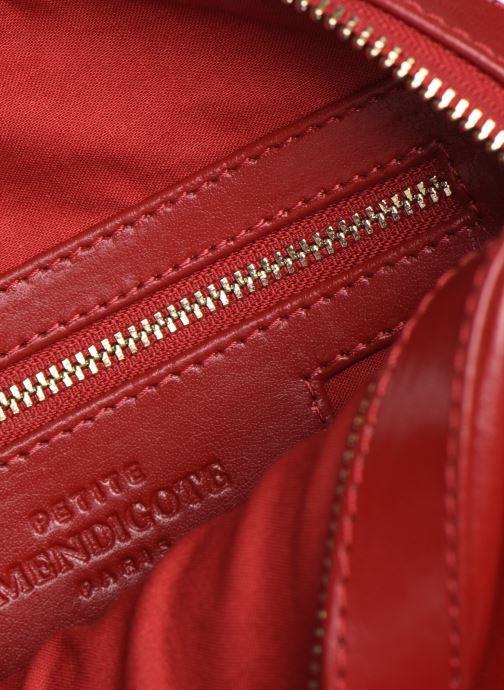Handtaschen Petite mendigote Sac Gaspard Pu  coated leather rot ansicht von hinten