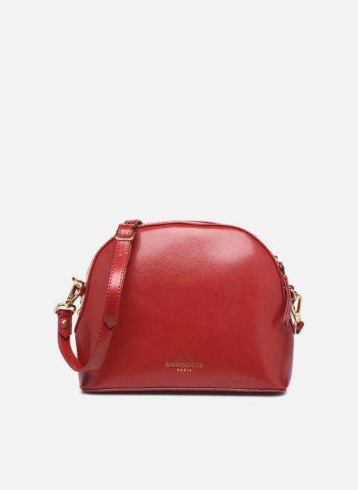 Handtaschen Petite mendigote Sac Gaspard Pu  coated leather rot detaillierte ansicht/modell