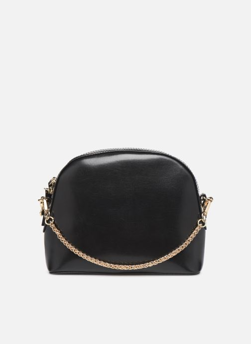 Bolsos de mano Petite mendigote Sac Gaspard Pu  coated leather Negro vista de frente
