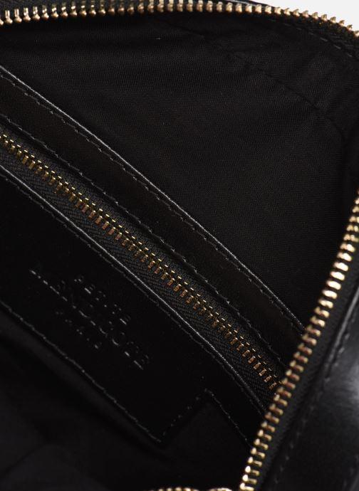 Handtaschen Petite mendigote Sac Gaspard Pu  coated leather schwarz ansicht von hinten