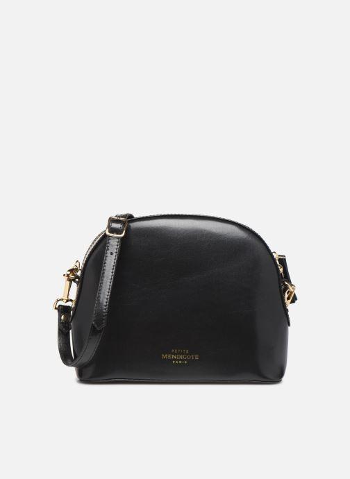 Bolsos de mano Petite mendigote Sac Gaspard Pu  coated leather Negro vista de detalle / par
