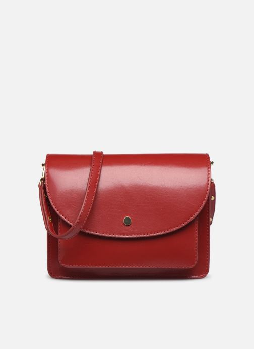 Handtassen Petite mendigote Sac Jules Pu  coated leather Rood detail