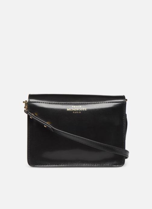 Handtassen Petite mendigote Sac Jules Pu  coated leather Zwart voorkant