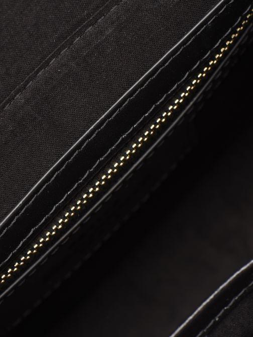 Borse Petite mendigote Sac Jules Pu  coated leather Nero immagine posteriore