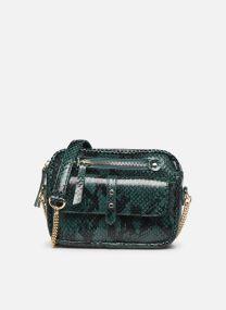Handtaschen Taschen Sac Jerry foil embossed python