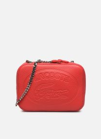 CROCO CREW CUIR  CROSSOVER BAG