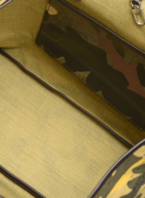 Handtaschen Lacoste ROBERT GEORGE M SHOPPING BAG grün ansicht von hinten
